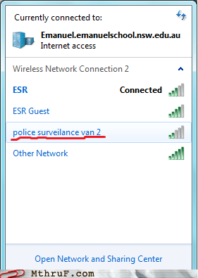Hall of Fame internet access police surveillance stake out - 5537155072