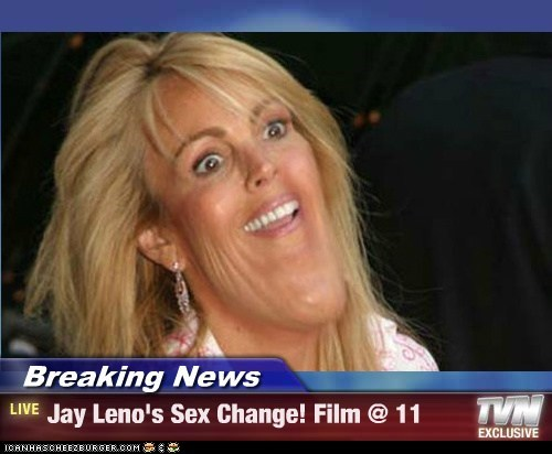 chins dina lohan jay leno photoshopped sex change surgery - 5537377792