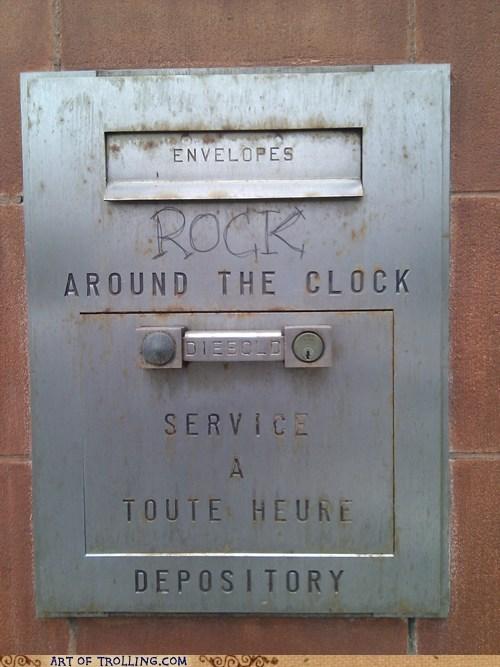 envelopes IRL rock rock around the clock - 5537504000