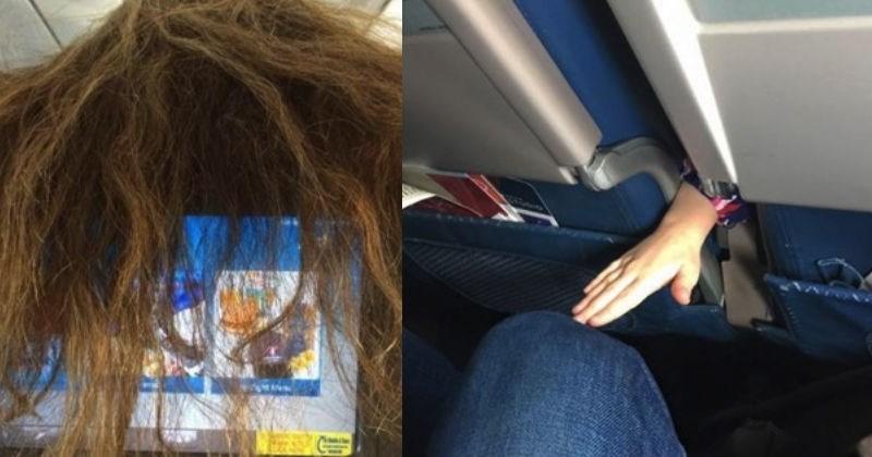 public transport disgusting passengers