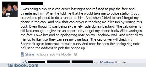 Imagini amuzante si haioase - Confessions of a Cab-Rider