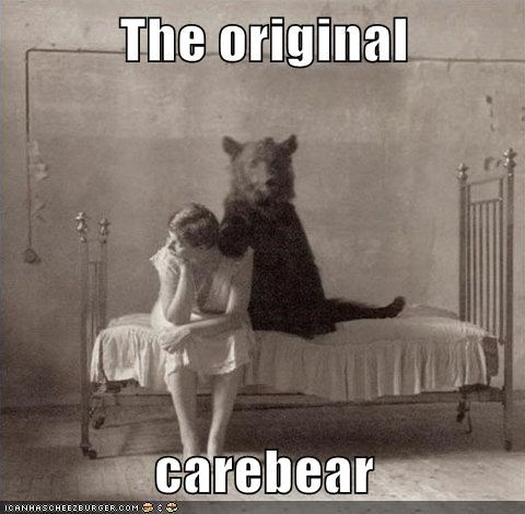 animal bear funny historic lols Photo wtf - 5538749952