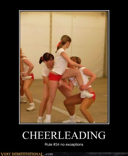 cheerleading hilarious Rule 34 - 5538805504