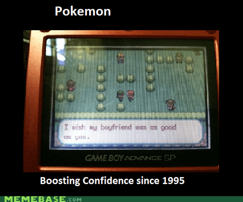 boyfriend confidence gameplay inferior pokeswag swag - 5539469824