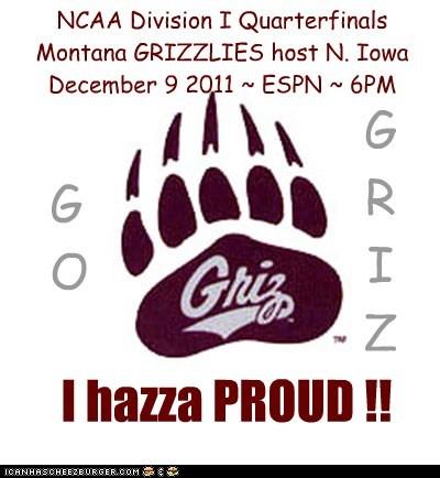 Go Griz!