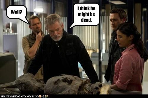 body dead doctor guess terra nova - 5540345344