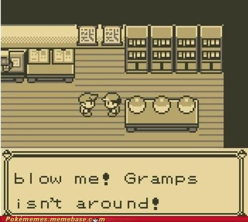 best of week bj gameplay gramps no more gramps Pokémon starters - 5540448768