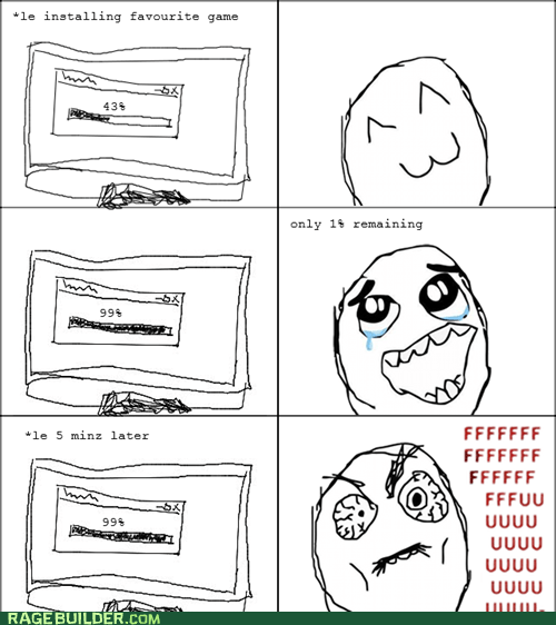 download,Rage Comics,time,video games