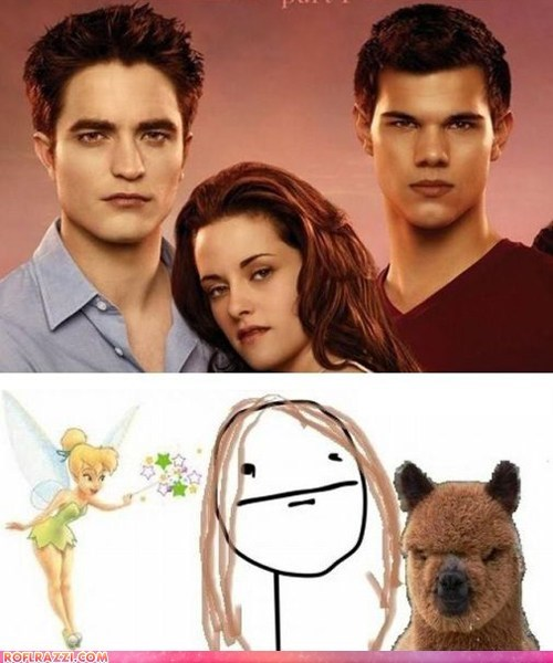 funny kristen stewart Movie robert pattinson taylor lautner twilight - 5540767232