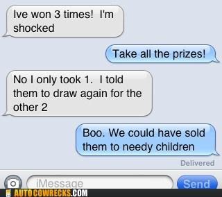 children lottery prize raffle winning - 5540835072
