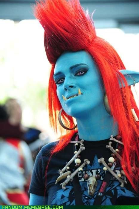 best of week casual cosplay troll WoW - 5541304832