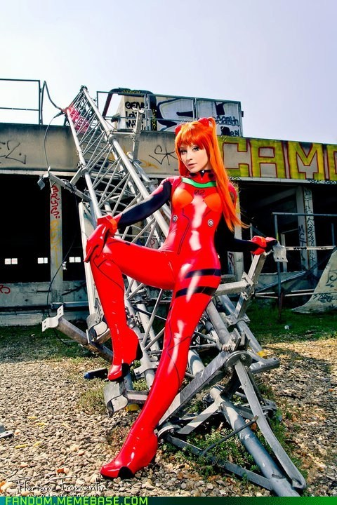 anime Asuka cosplay manga neon genesis evangelion video games - 5541318912