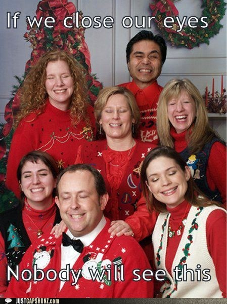 christmas christmas photo closed eyes eyes closed family photo oops - 5541393664