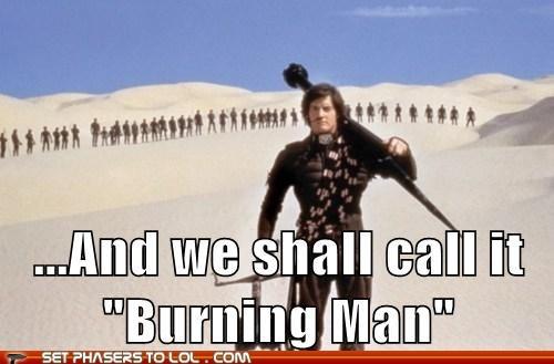 arrakis burning man desert Dune kyle maclachlan paul atreides - 5541412352