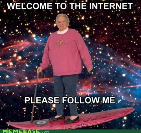 follow me,guide,internet,Memes