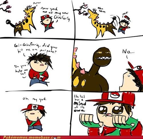 comic,evil,girafarig,plaindrome