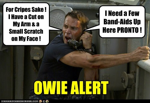 alexander skarsgard,band aids,battleship,cut,Movie,owie,scratch,Stone Hopper