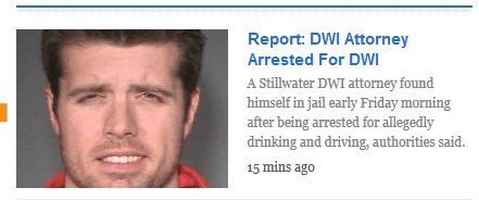 Charged With Stupidity,dui,irony,Probably bad News,stupid criminals