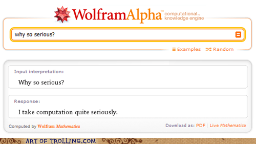 computation serious wolfram alpha - 5543142912