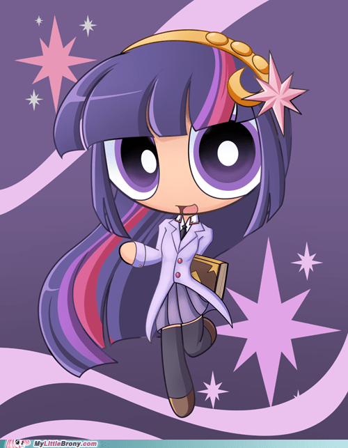 art awesome best of week lauren faust meme powerpuff girls twilight sparkle - 5544827136