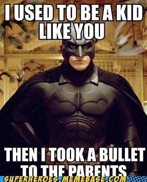 batman kid parents Skyrim superheroes Super-Lols video games - 5544871424