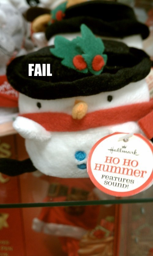 christmas FAIL Gifts For Your Friends on The Naughty List innuendo - 5545620736