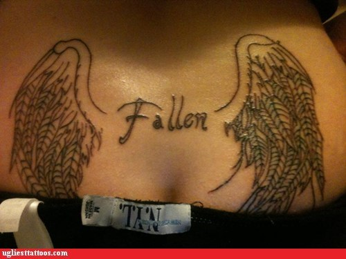 tramp stamps words - 5546566912