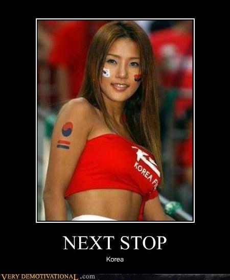 NEXT STOP Korea