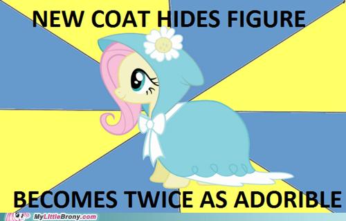cute fluttershy huzzah meme - 5546671872