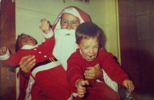 christmas,Kids Those Days,Sketchy Santa
