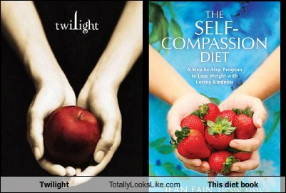 cover diet book funny TLL twilight - 5550230784