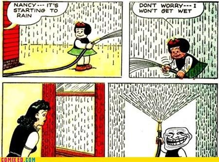 comic physics problem the internets troll u mad - 5550292992