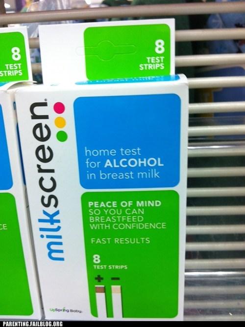 alcohol breast feeding drinking drunk milk Parenting Fail - 5550317312