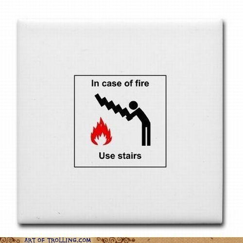 fire sign stairs - 5550606080