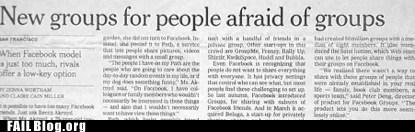 irony phobia Probably bad News - 5550961408