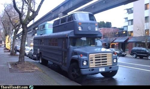 bus cars truck welding - 5551231232