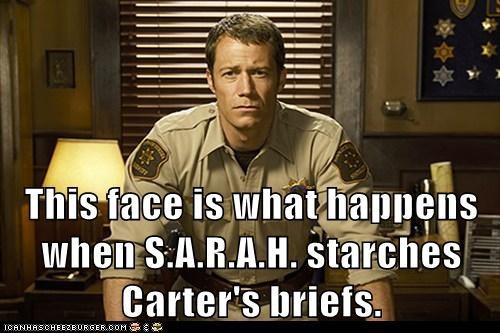 briefs Colin Ferguson eureka sarah sheriff jack carter - 5551653888