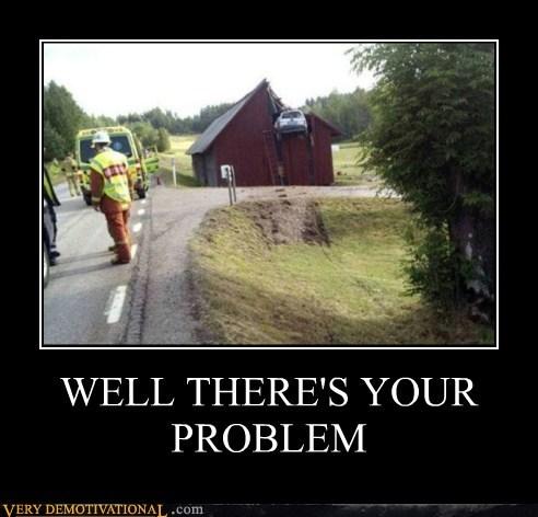 car hilarious problem ramp - 5552597248