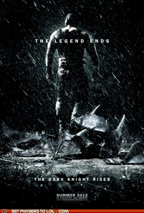Batman - The Dark Knight Rises Poster