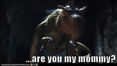 are you my mommy,baby,close,cute,dinosaurs,scary,the empty child