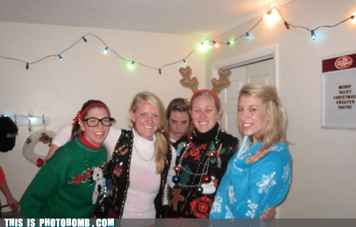 christmas Good Times jingle all the way kill it sweaters
