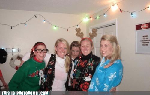 christmas sweaters - 5553636864