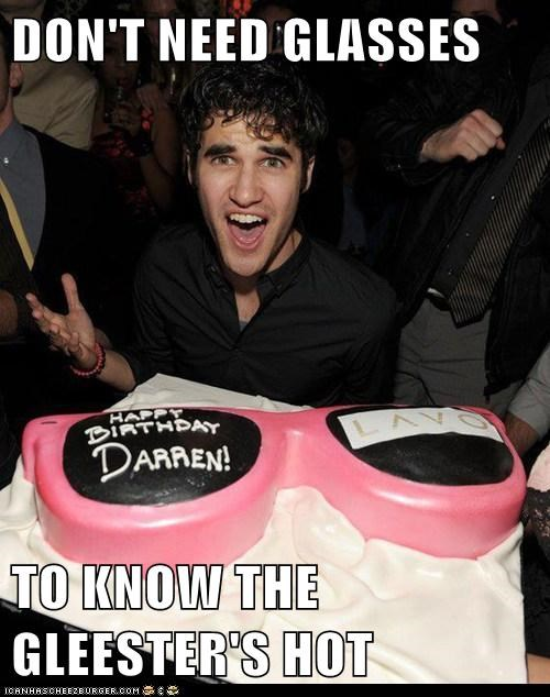 actor,celeb,Darren Criss,funny,glee