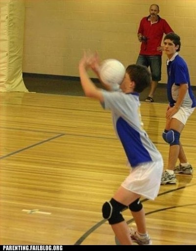 accident athletics g rated parenting Parenting Fail school sports these-arent-my-glasses volleyball - 5554074880