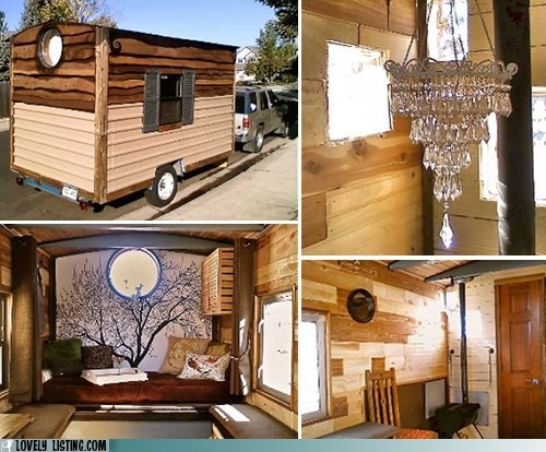 camper chandelier mobile trailers - 5554175232