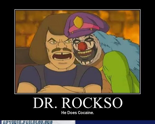 brazil,British,coke,dr-rockso,drugs,Metalocalypse,smuggling