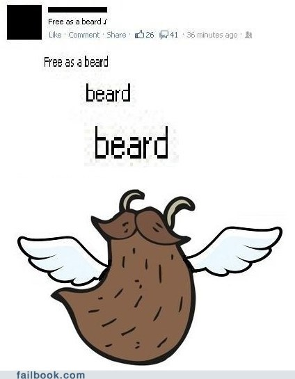 beard,spelling,Witch Your Spelling