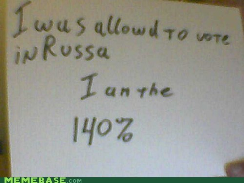 140 Occupy Wall Street Putin russia vote