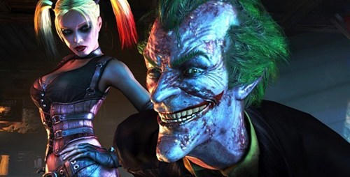 arkham city Mark Hamill Nerd News snub spike tara strong video games vmas voice actors - 5554832896