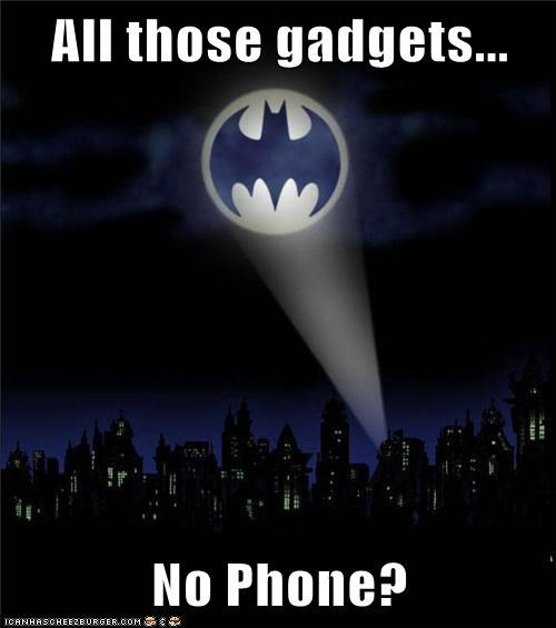 Bat signal batman jerk phone Super-Lols - 5555760896